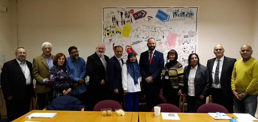 Group photo after Forum's AGM.
