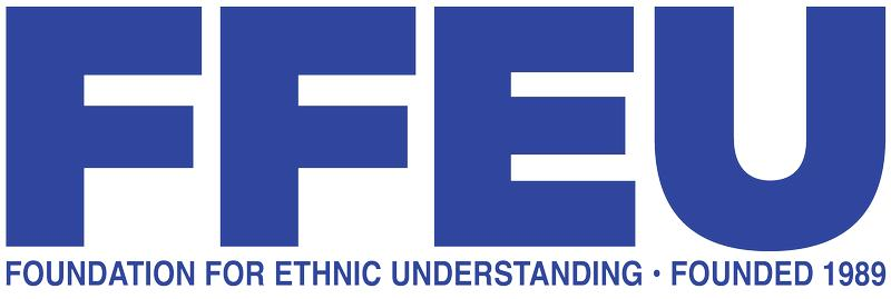 Foundation for Ethnic Understanding logo with link to website